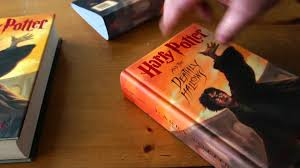 book report about harry potter and the goblet of fire harry potter and the deathly hallows jpg