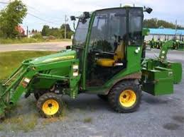 compact tractor kijiji in new brunswick buy sell save 2015 john deere 1025r tractor loader and cab