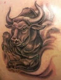 Tetování Býk Fotogalerie Motivy Tetování