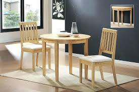 round kitchen table set with leaf chairs 60 small dining sets wood exciting
