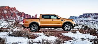 New 2019 Ford Ranger pickup revealed at Detroit auto show - Business ...