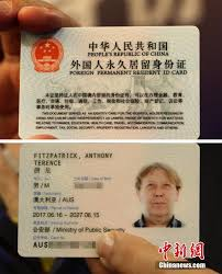 Online People's Green Offered Upgraded - Cards Daily Chinese Foreign To Expats