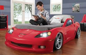 cool kids car beds. Delighful Car Awesome Red Race Car Beds For Toddlers And Cool Kids