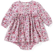 Jessica Simpson Baby Clothes Simple Jessica Simpson Baby Girls Newborn32 Months Printed ALine Dress