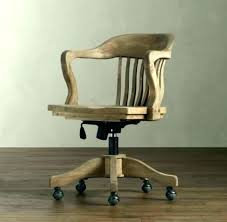 leather antique wood office chair leather antique. Antique Wooden Swivel Desk Chair Oak Office Leather Chairs Elegant Antiq .  Wood P