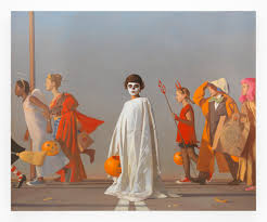 between fantasy and realism bo bartlett unmoors his visions from the everyday