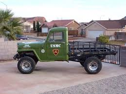 tim wright 1952 willys truck