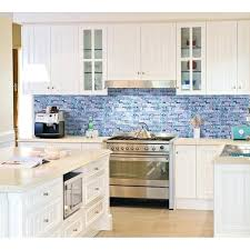 blue glass backsplash kitchen grey marble stone blue glass mosaic tiles kitchen wall tile gray stone x white kitchen cabinets with blue glass backsplash
