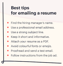 We'll get you a detailed analysis of your resume within 48 hours. What To Write In An Email When Sending A Resume Samples