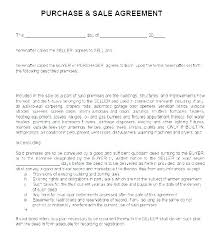 Sale Agreement Forms Home Sales Agreement Template