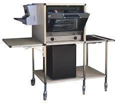 Mobile Kitchen Equipment News Mexa Thermal Mobile Cook Station