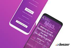 Deezer Launches Lyric Sharing On Instagram Stories Deezer
