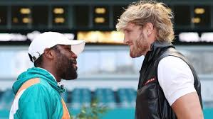 Youtube megastar logan paul, right, lost to floyd mayweather's last appearance in a boxing ring was an exhibition against japanese kickbocker tenshin nasukawa on 31 december 2018 in japan. Boxing Logan Paul The World Will Stop Beating Mayweather Is Going To Be The Biggest Surprise In History Marca