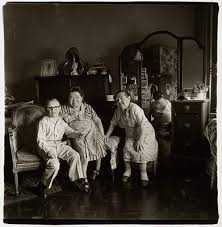 the new documentary tradition in photography essay heilbrunn  russian midget friends in a living room on 100th street n y c