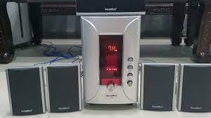 Loa vi tính Soundmax B20 5.1 Đã qua sử dụng (750k) - YouTube