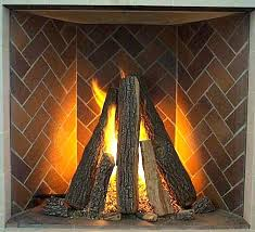 logs for gas fireplace fire fire ventless gas fireplace logs reviews