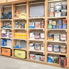 between the studs shelves for your garage or shed the handyman s daughter