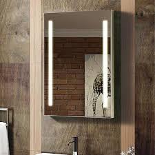 bathroom mirrors with lights. ENKI 500 X 700 Mm Backlit Illuminated Bathroom Wall LED Mirror Vertical Horizontal: Amazon.co.uk: DIY \u0026 Tools Mirrors With Lights