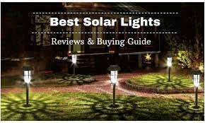 best solar lights in 2020 reviews