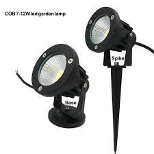 10x Waterproof Led Lawn Light Outdoor Garden Lamp 12v 10w 7w