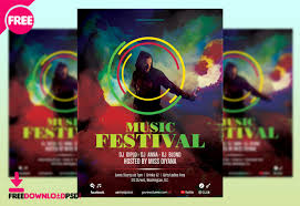 Create A Event Flyer Free Free Download Music Party Flyer Freedownloadpsd Com