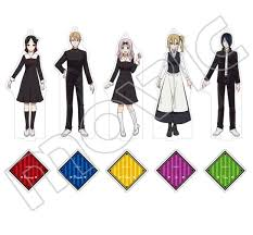 Good Character Design Character Design For The Cast Looks Good And Faithful To Me