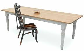 turned leg dining table from e furniture design magnolia home white urban turned leg dining table