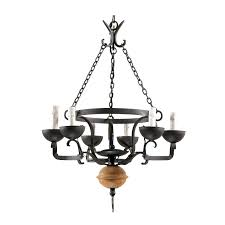 wood and iron chandelier metal square antique farmhouse pendant lighting orb