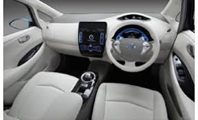 nissan leaf nissan technological development activities nissan s first electronically controlled shift by wire gearchange complete an effortless driving