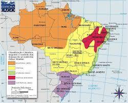 Погода в Бразилии климат Бразилии БРАЗИЛИЯ СЕГОДНЯ Климатическая карта Бразилии