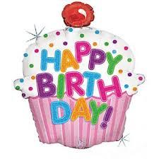 Birthday Cupcake Clipart Happy Birthday Cupcake Clipart 1 Download