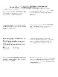 2 step equation worksheets solving two step equations worksheet answers 2 equation word problems worksheets for 2 step equation worksheets