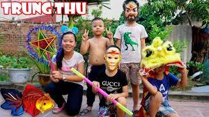 Trò Chơi Bé Chơi Trung Thu Vs Chú Quậy - Bé Nhím TV - Đồ CHơi Trẻ Em Thiếu  Nhi - YouTube