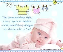 New Baby Boy Announcement Baby Boy Announcement Wording Examples