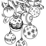 Small Picture 37 Decorative Christmas Ornament Coloring Pages Ideas ID Cube