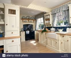 blue country kitchens. Blue Country Kitchens Fresh In Awesome Kitchen Of Checked Curtains Window And White Check