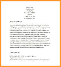 12 13 Resumes For Retail Associates Loginnelkriver Com