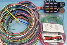 rebel wiring harness parts accessories rebel wire vw bug deluxe universal wiring harness