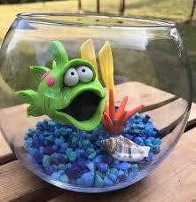 fish bowl aquarium large fish bowl pet fish clay fish tank pets for dorms nautical decor fish decor