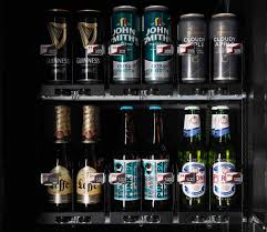 Alcohol Vending Machine Gorgeous VendEase Launches Alcohol Vending Machine In UK Hotels Cost Sector