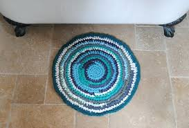 small round rugs modern concept small round bathroom rugs rug door mat blue yellow rug nursery