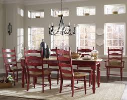 country dining room set. Custom Dining - Country Estate Customizable Boat Shape Table Set By Canadel Room I