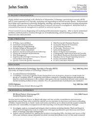 Professional Resume Examples Jmckell Com
