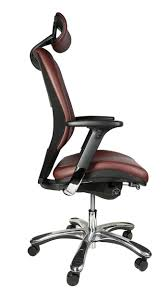white ergonomic office chairs. Ergonomic Office Leather White Chairs
