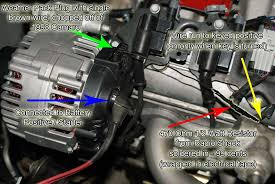 one wire alternator wiring diagram solidfonts one wire alternator wiring diagram 8n 12 volt nilza net