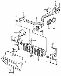 engine to oil cooler pipe porsche 944 s2 1990 onwards engine to oil cooler pipe porsche 944 s2 1990 onwards