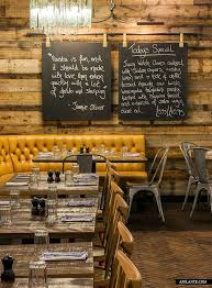 vintage italian barcelona style dining. Jamie\u0027s Italian, Gatwick // Blacksheep | - They Have Industrial Chic Chairs That Look Vintage Italian Barcelona Style Dining