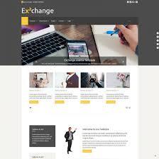 Joomla Design Exchange Joomla Theme