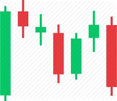 Candlestick Stock Chart Stock By Nanmulti Sanhawan