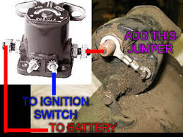 more lo buc tech eliminating hot start prolems on gm starter i just had to do this one a few months ago if i remember correctly this is how i did it it works so well and is a very easy fix